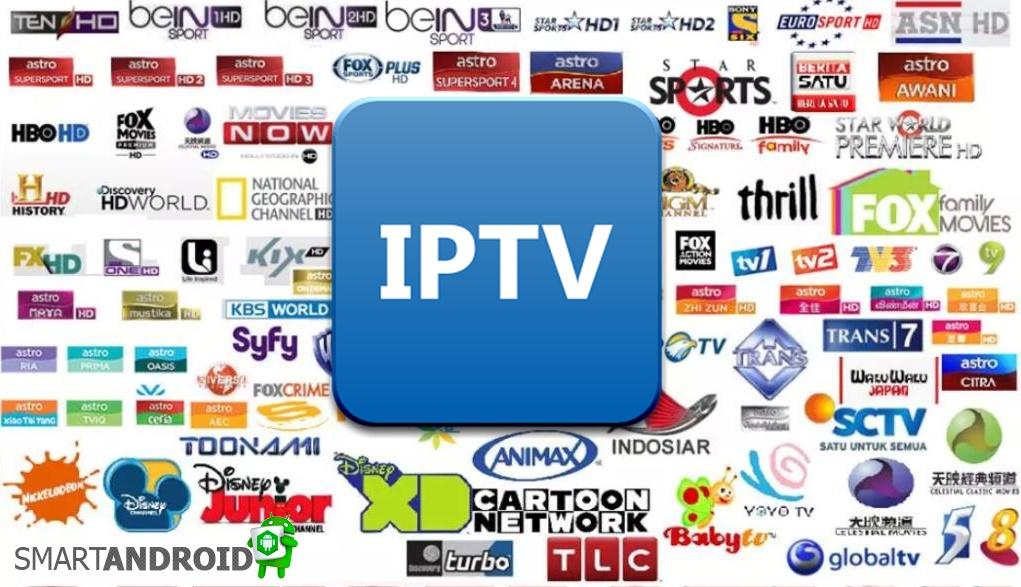 IPTV Free Trial 48h