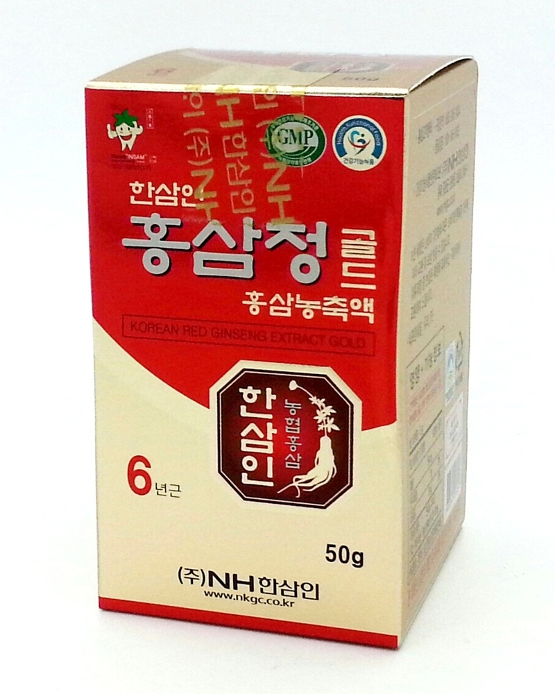 Korean Red Ginseng