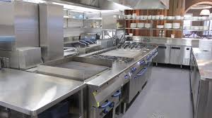 electrolux commercial kitchen equipment