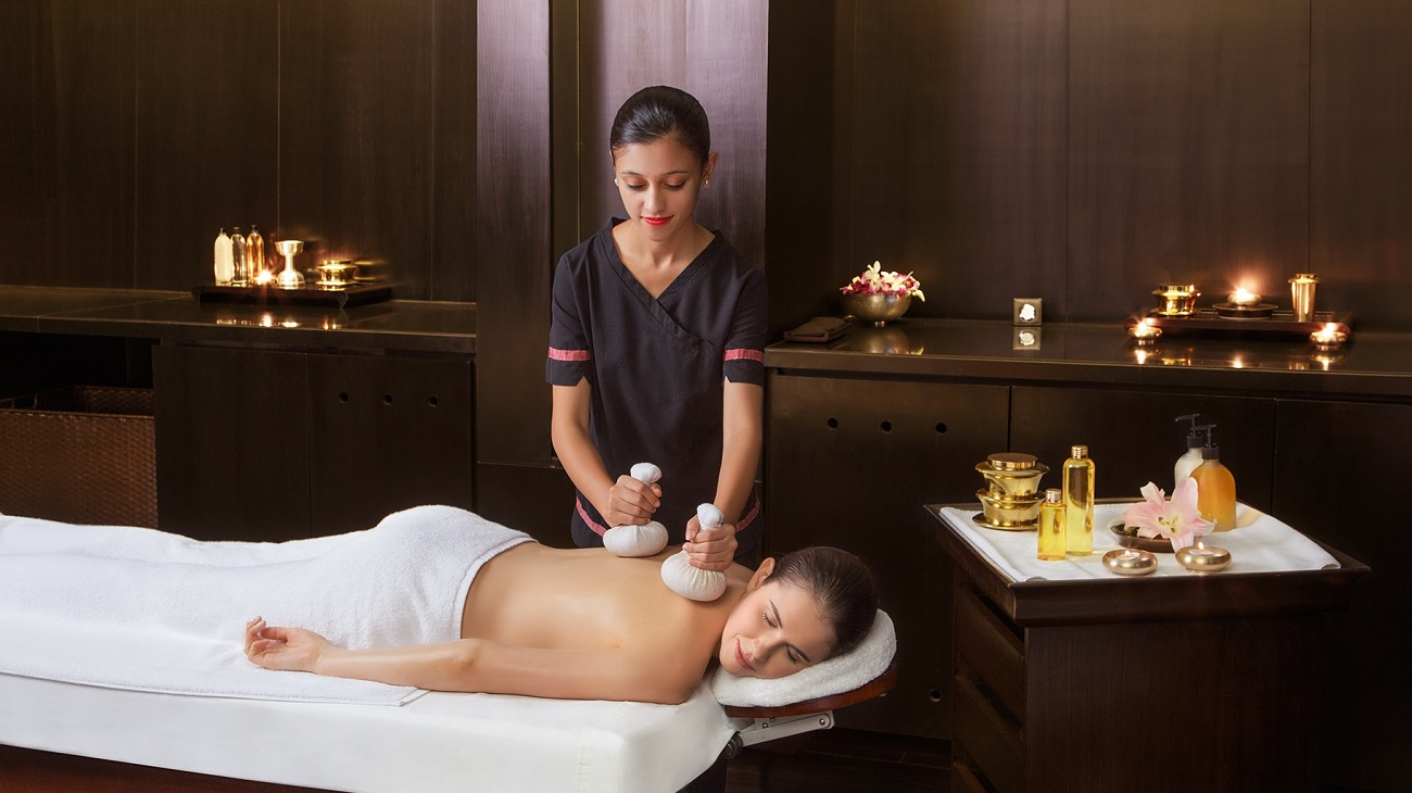 private massage therapist