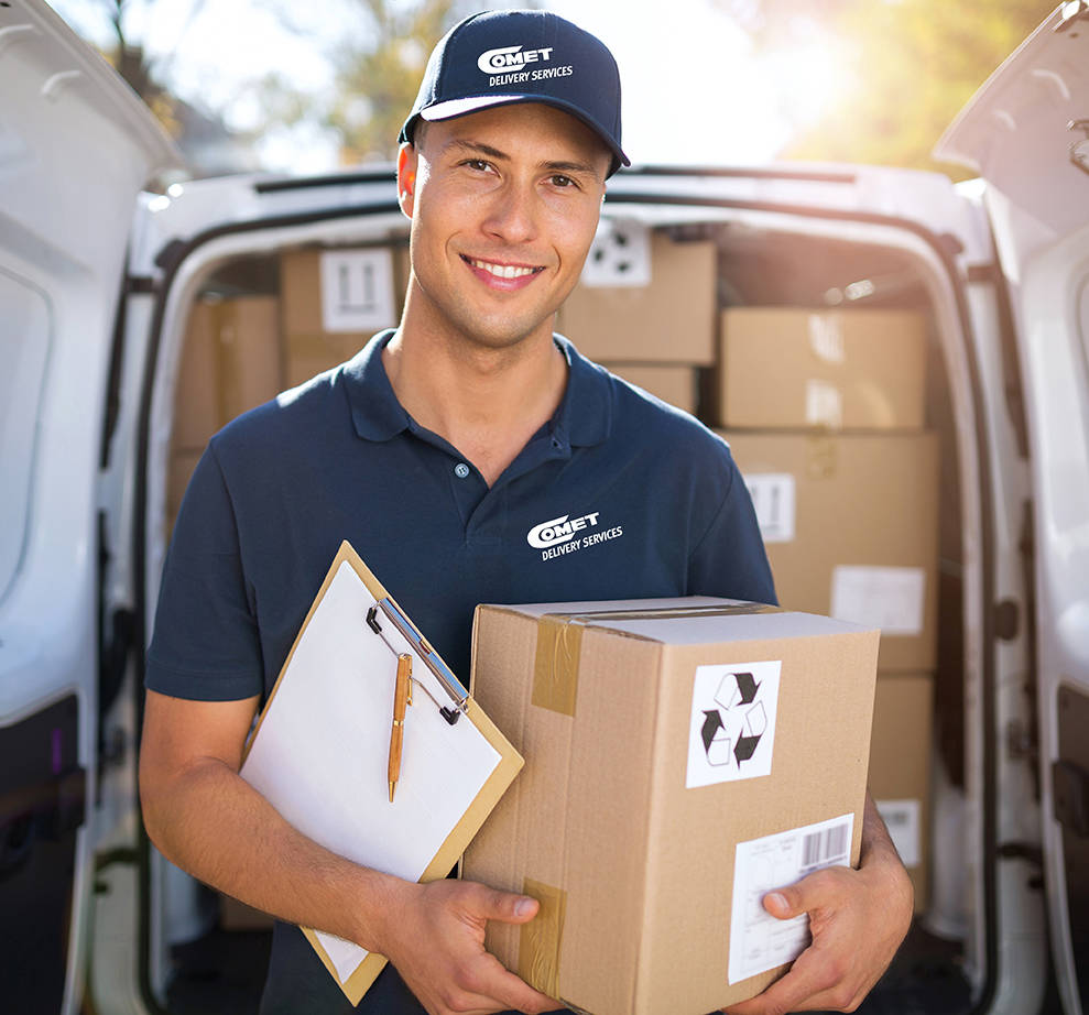 Freight Delivery Messenger